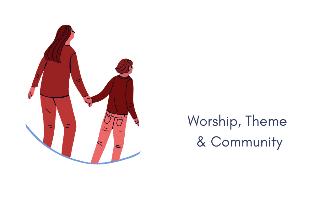 Worship, Theme & Community