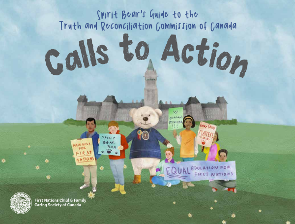 Calls to Action Child Friendly PDF Resource