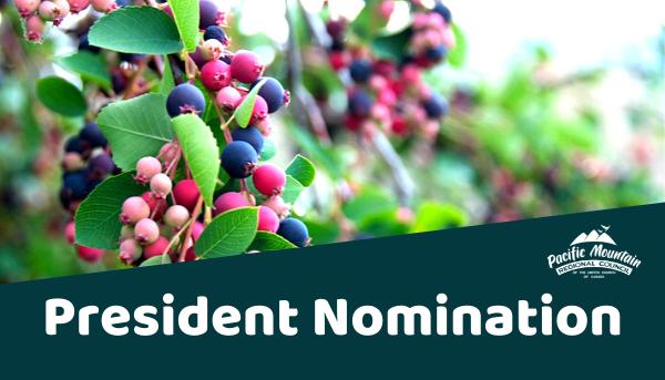 JotForm-GM-2021-President-Nomination