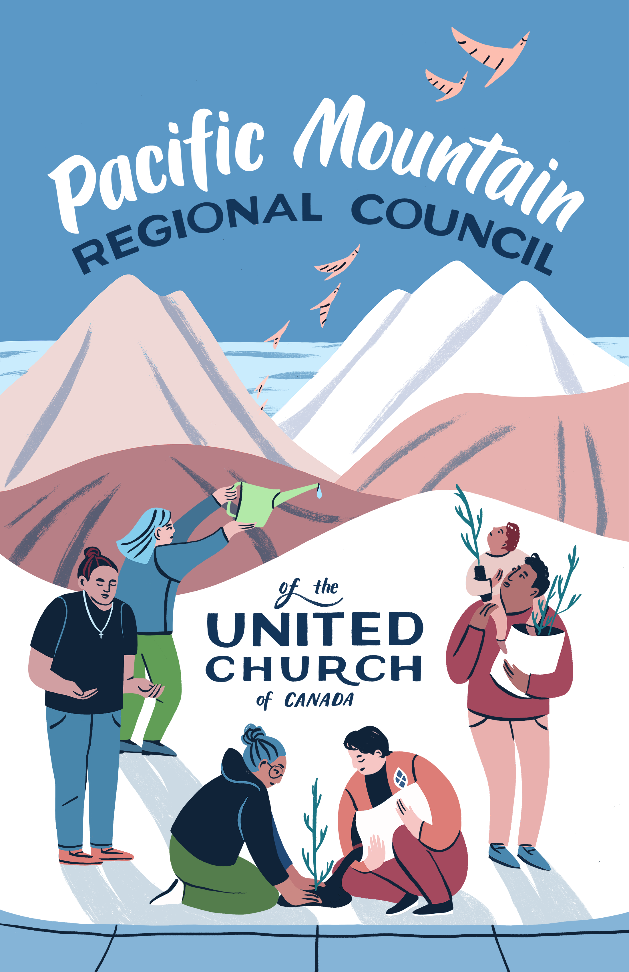 Pacific Mountain Regional Council Poster